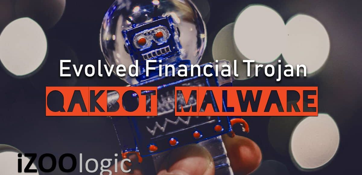 qakbot financial malware trojan antimalware