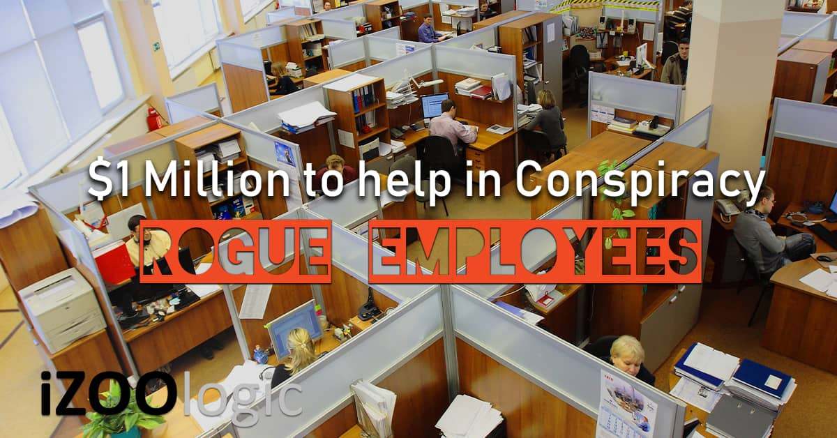 rogue employee fraud prevention conspiracy russia