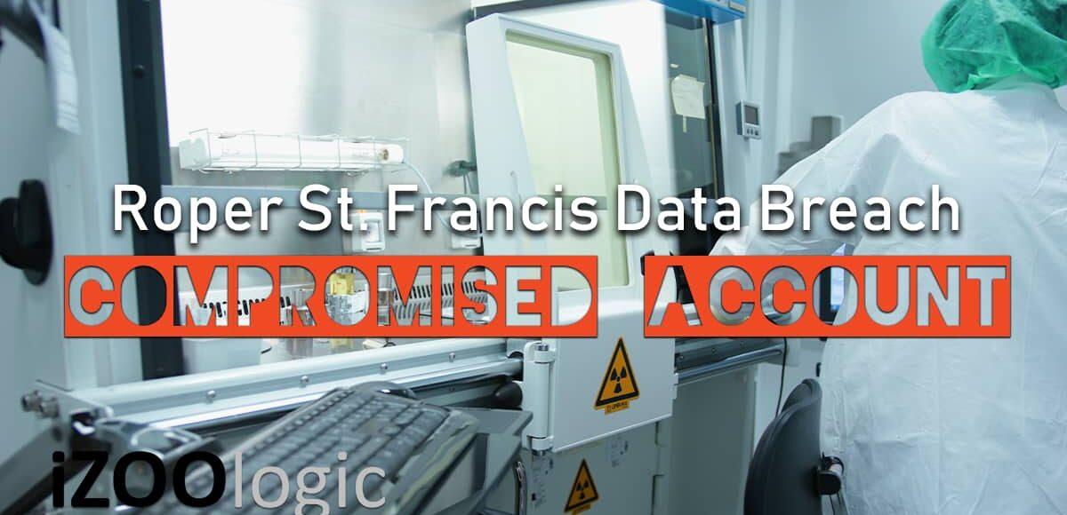 roper st francis data breach compromised email account data breach dark web