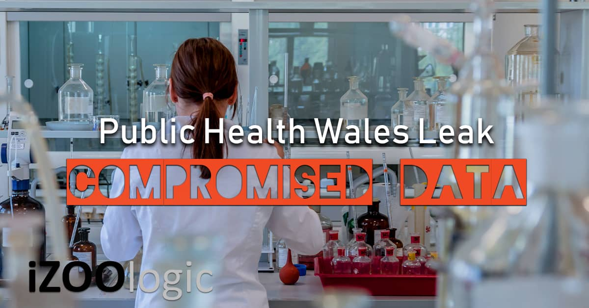 Public Health Wales data leak compromised data infosec information security privacy