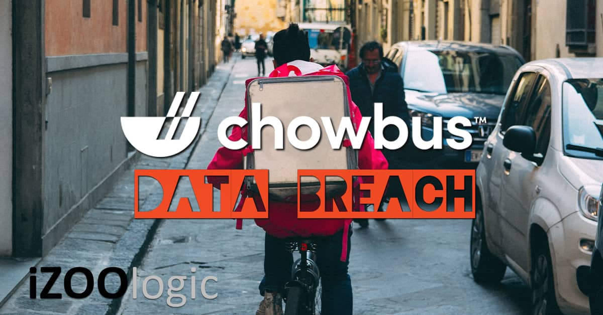 chowbus data breach brand abuse brand protection compromised data