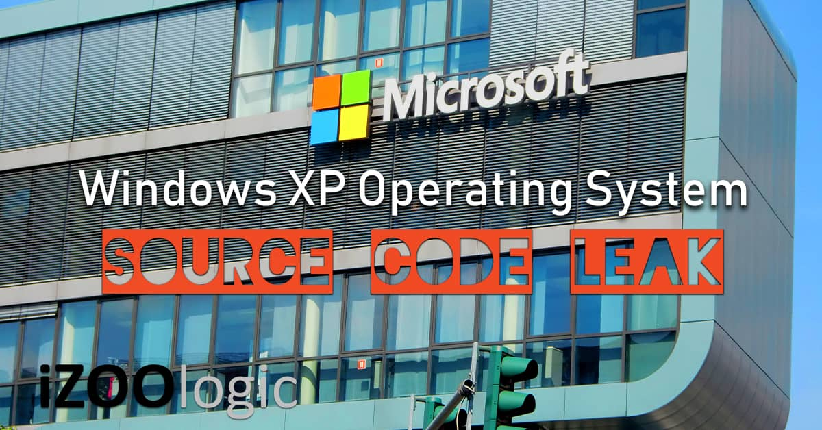 microsoft windows xp os source code leak data leak compromised data