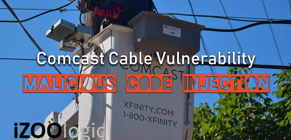 Comcast Cable remote tv box set vulnerability exploit malicious code injection WarezThe Remote