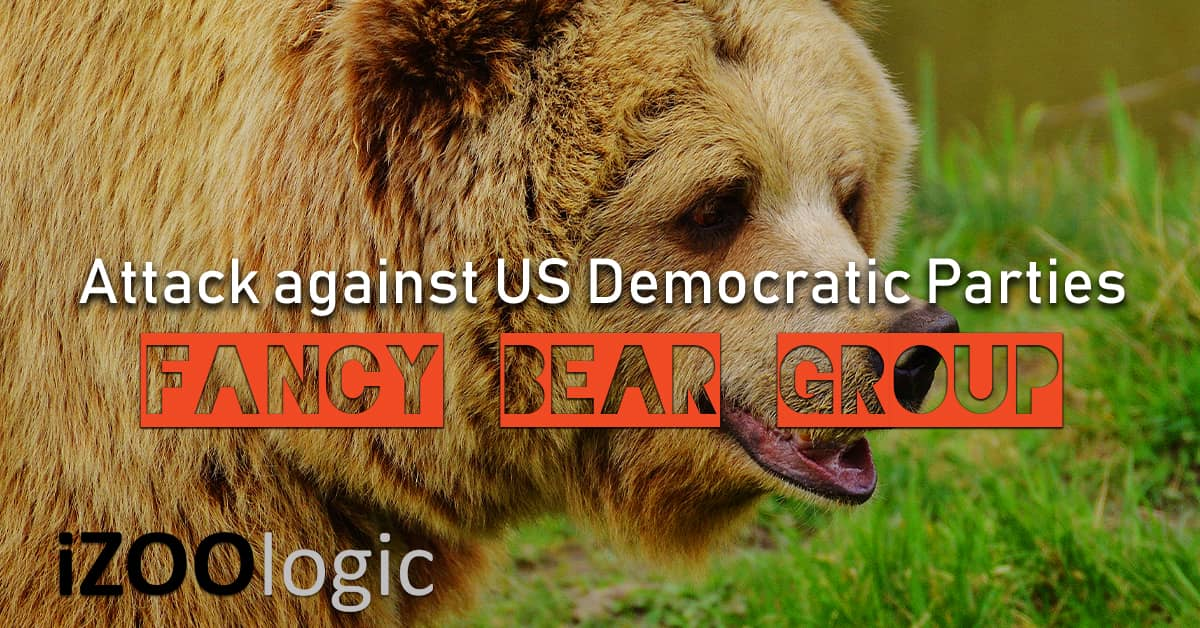 Russian hackers Fancy Bear US Democratic Parties