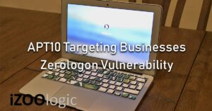 Zerologon Vulnerability APT10 hackers hacking group