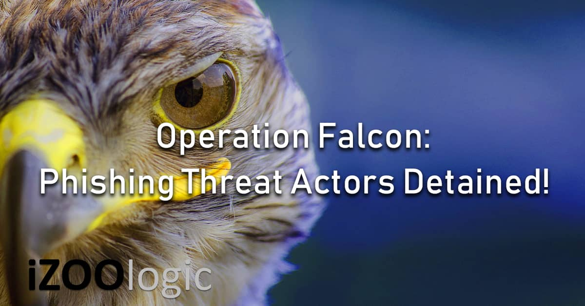 operation falcon BEC phishing threat actors antiphishing spear-phishing fraud prevention Nigeria