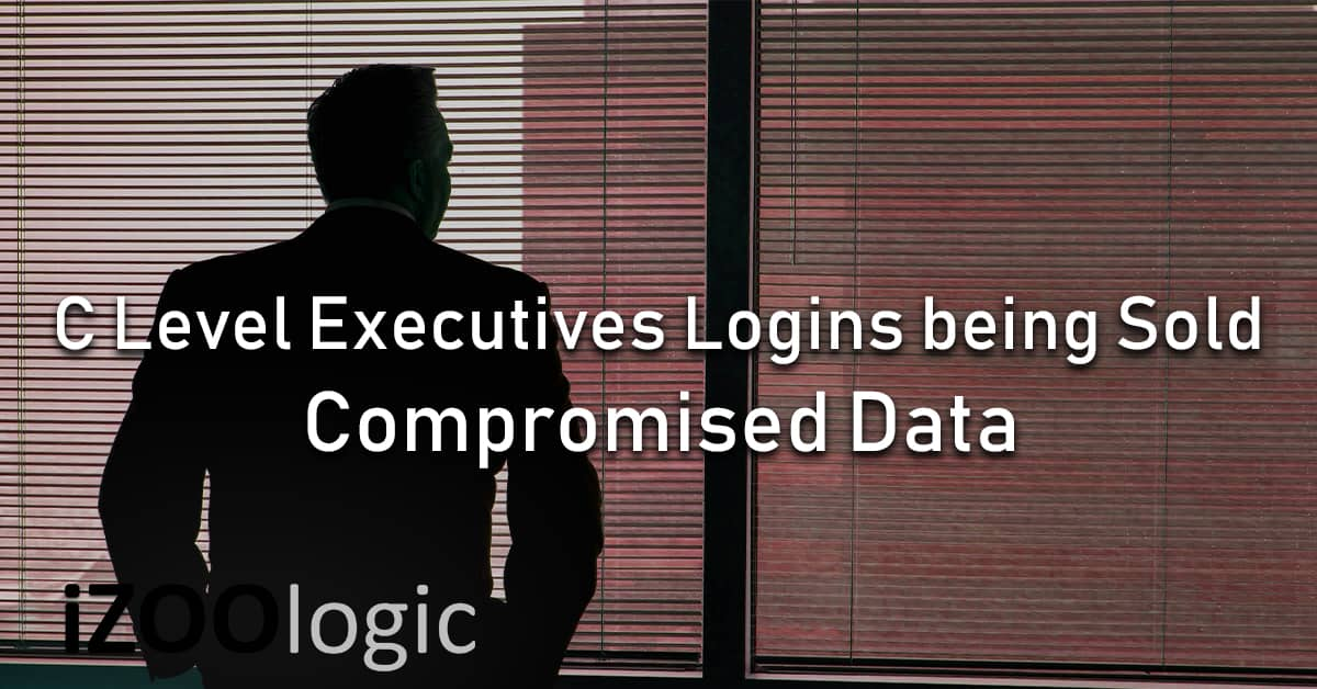 Office 365 Executive Login For Sale Russian Forum Compromised Data