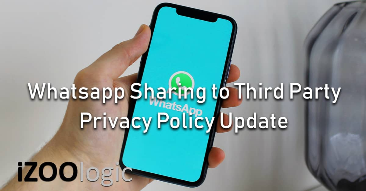 whatsapp terms of service third party risk assessment privacy policy update