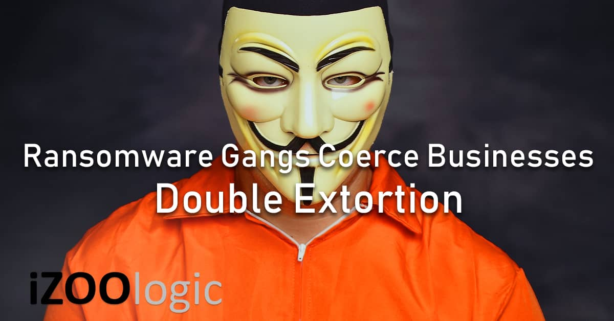 ransomware cartels double extortion fraud prevention