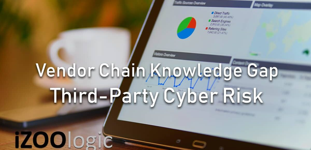 vendor supply chain knowledge gap third-party risk assessment