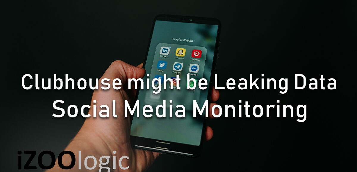 clubhouse social media app chinese government compromised data agora inc
