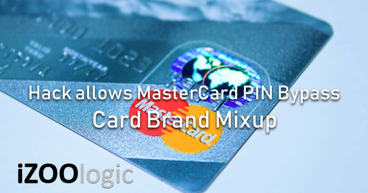 hack MasterCard PIN bypass VisaCard cash card