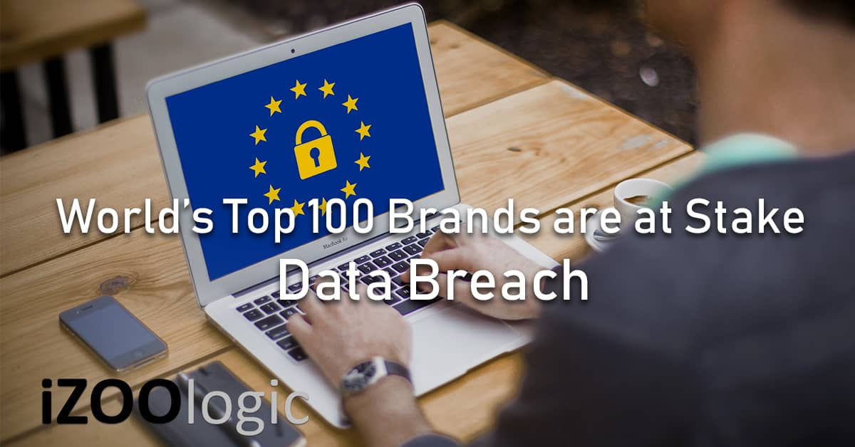 data breach world's top 100 brands business reputation