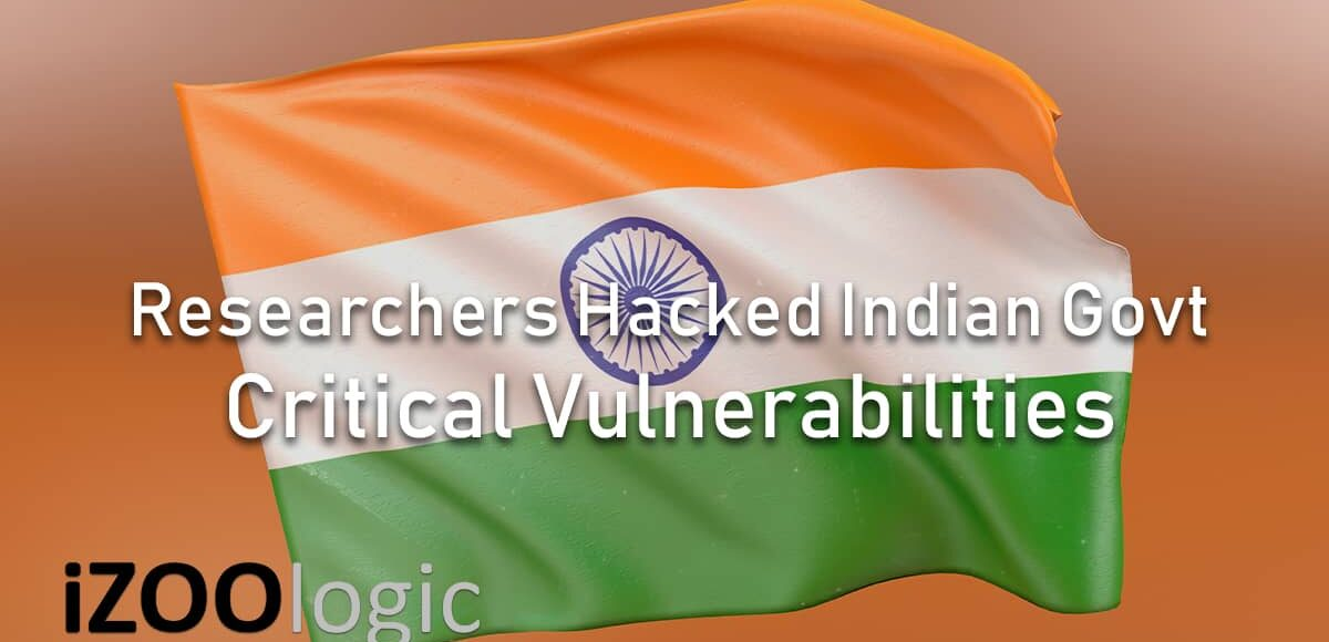 ethical hackers researchers hacked indian government critical vulnerabilities flaws