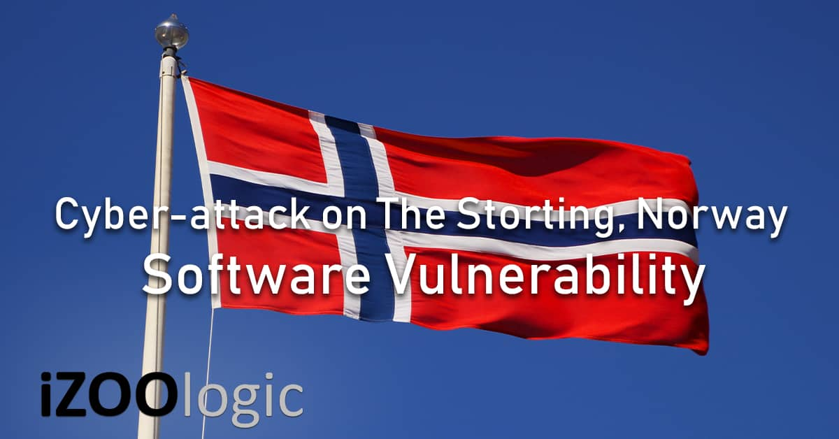 the storting norway cyberattack microsoft exchange server flaw vulnerability data breach