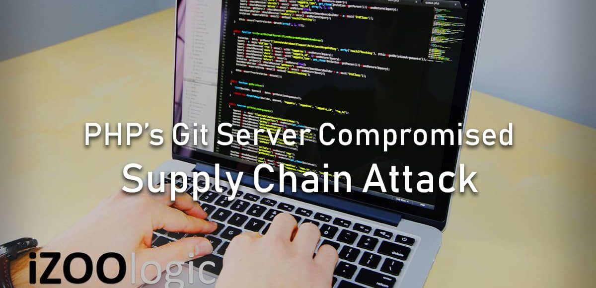 php git server compromised supply chain attack