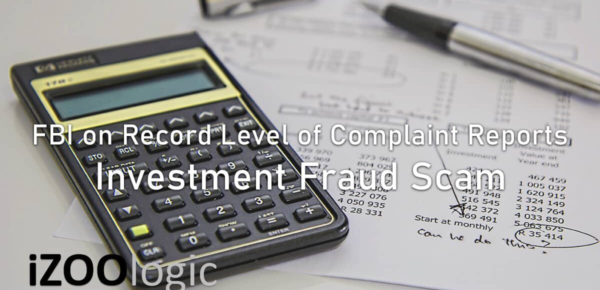 fbi complaint reports online scam fraud investment