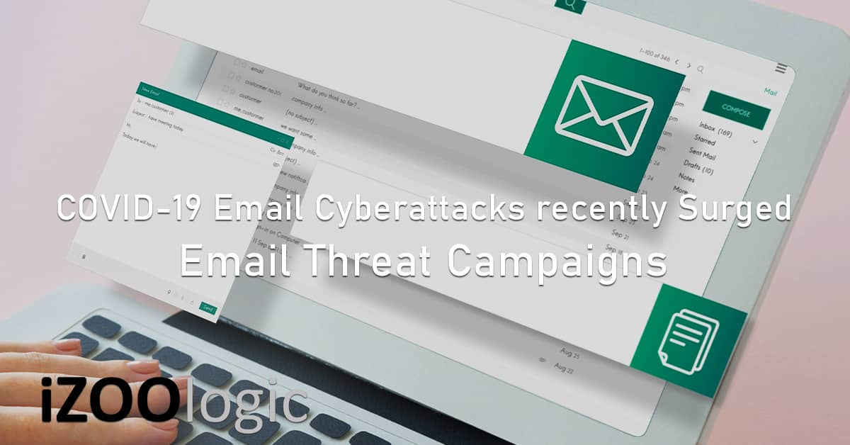 COVID-19 themes email cyber attacks phishing malware image 3