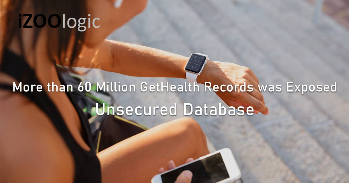 unsecured database Get Health 60 million wearable technology records