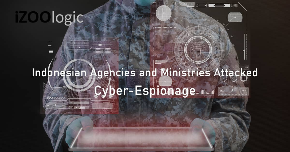 Indonesia government agencies ministries cyberattack threat actors cyber espionage mustang panda