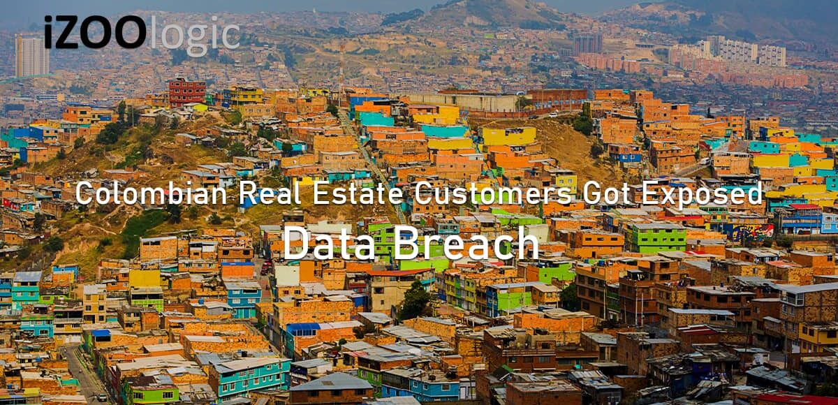 5 Million files Colombia Real Estate customers exposed data breach compromised data aws