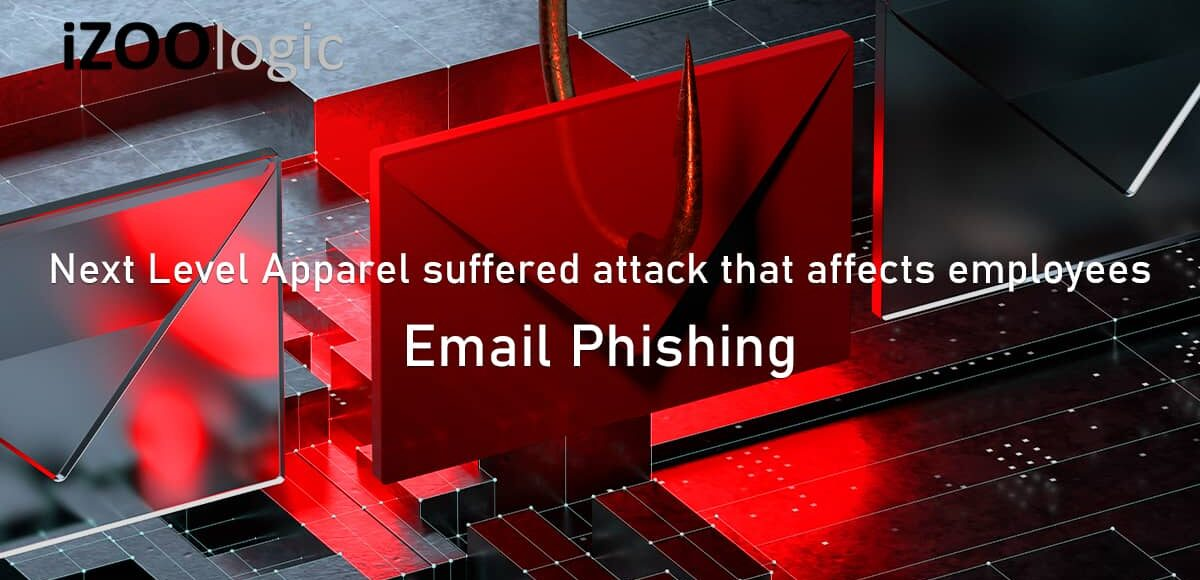 Ecommerce firm Next Level Apparel email phishing