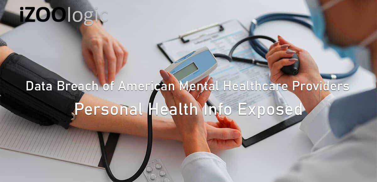 personal health information American Mental Healthcare provider exposed Data Breach