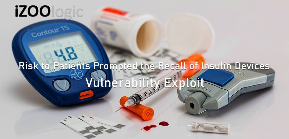 Serious risk patients recall Medtronic Insulin Pump devices FDA vulnerability exploit